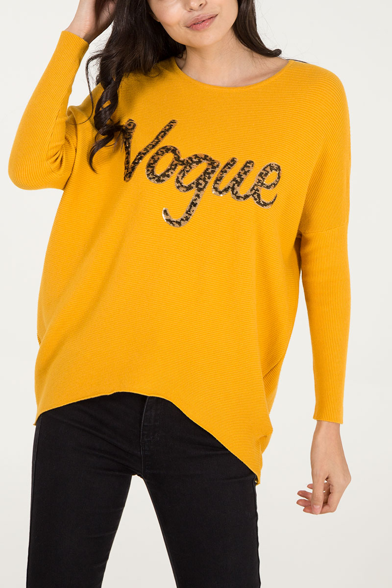 Vogue Jumper