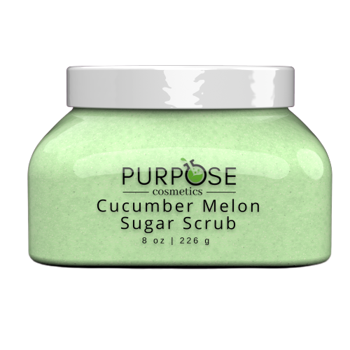 Cucumber Melon Sugar Scrub