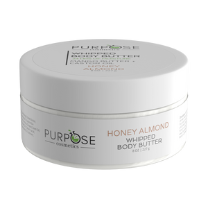 Open image in slideshow, Honey Almond Whipped Body Butter