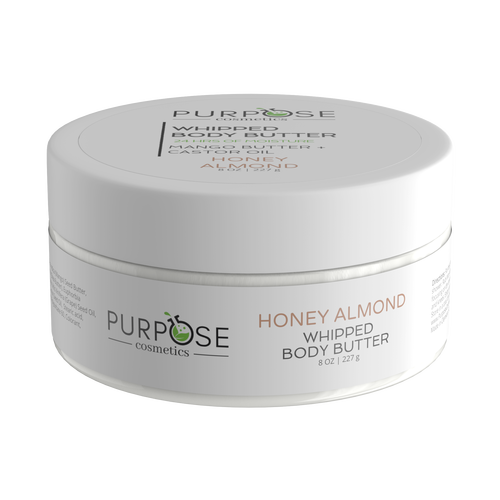 Honey Almond Whipped Body Butter
