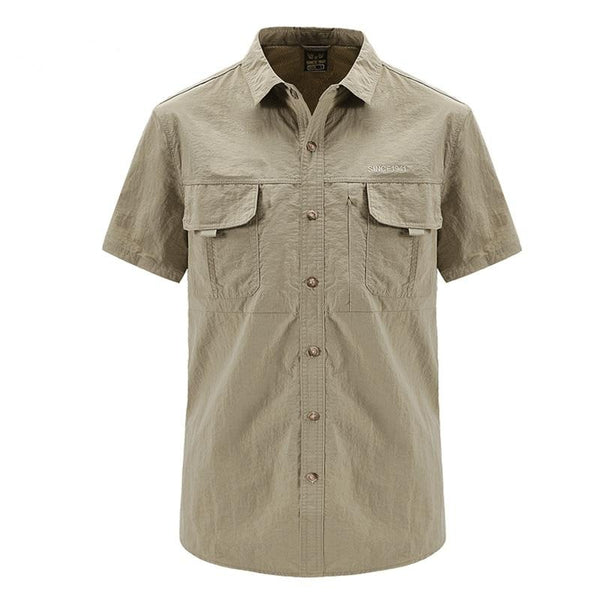 Men's outdoor and hiking tactical shirt for men