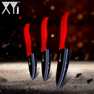 Multi-Colors Kitchen Knife Sets