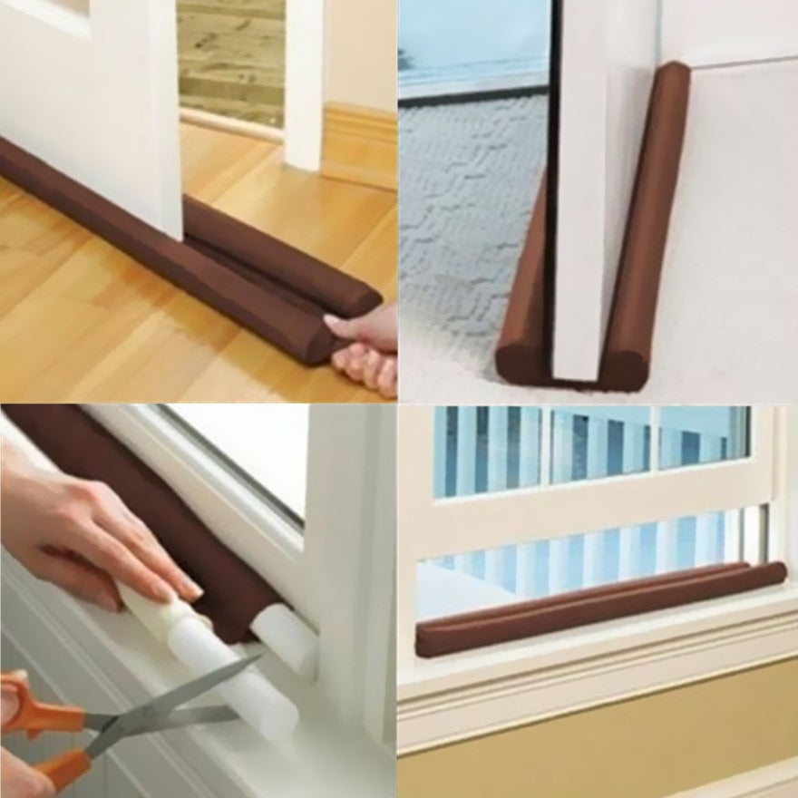 Twin Door Decor Protector