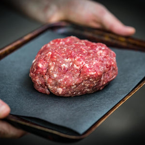 Best Of British Dry Aged Grass Fed Beef Mince