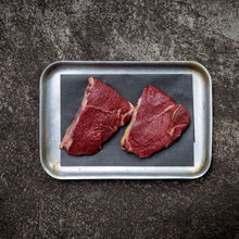 Load image into Gallery viewer, Best 60 Day Himalayan Salt Dry Aged Rump Steaks