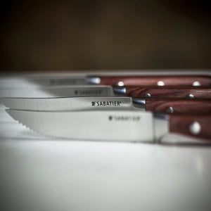 Sabatier Forged Steak Knives - Set of Four