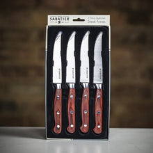 Load image into Gallery viewer, Sabatier Forged Steak Knives - Set of Four