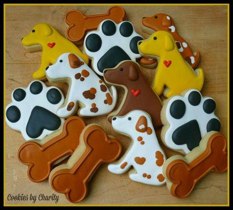 Dog Themed Cookie Cutter Set