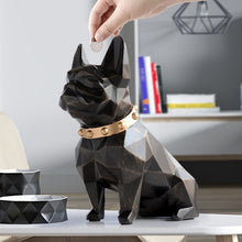 Load image into Gallery viewer, Luxury Home Decor Dog Statue