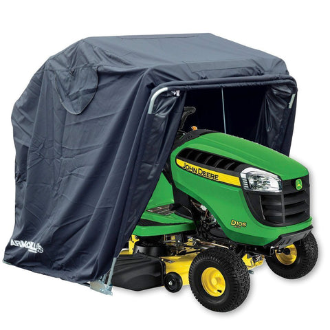 Armadillo Lawnmower Ride-on Folding Cover Shelter Shed
