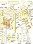 16,000 Woodworking Plans For Home & Garden Wine Racks Furniture Lots More