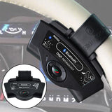 Hands Free Bluetooth Steering Wheel  Speakerphone Car Kit