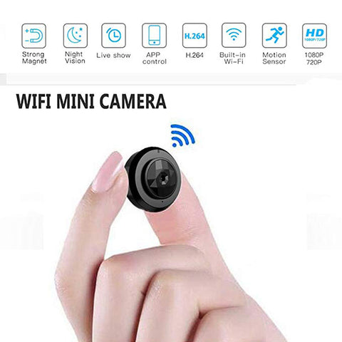 Mini Camera WIFI Night Vision Wireless DVR Video Voice Record