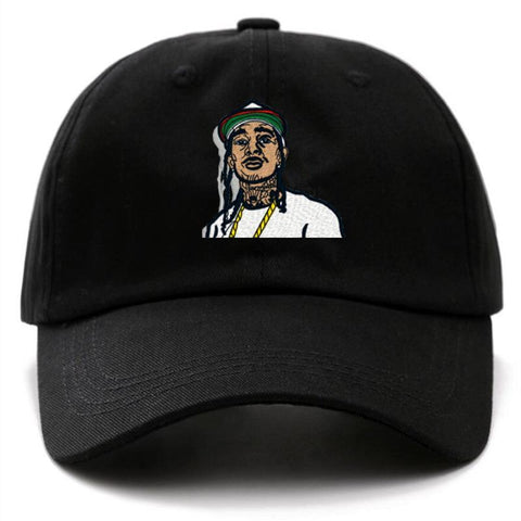 Nipsey Hussle Adjustable Cotton Baseball Cap For Men
