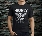 New Highly Suspect Men's Band Rock T Shirt