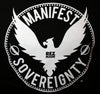 Manifest Sovereignty image - close up
