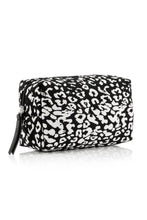 Load image into Gallery viewer, leopard print make up bag