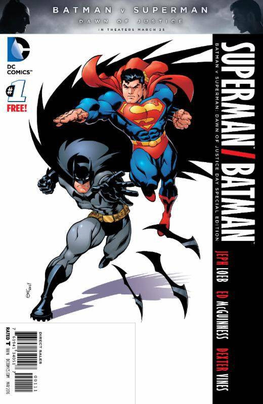 Batman v. Superman Dawn of Justice Day March 23rd!