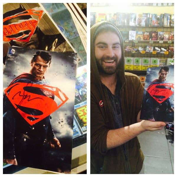 "Secret DC Comics ""Signature Editions"" hidden among Batman v. Superman polybags"