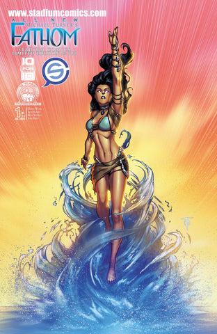 All New Fathom #1 Stadium Comics Exclusive Variant Cover