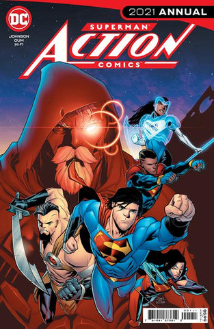 ACTION COMICS 2021 ANNUAL #1 PRE-ORDER