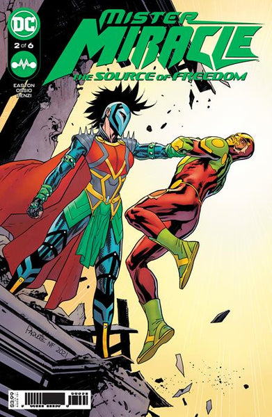 MISTER MIRACLE THE SOURCE OF FREEDOM #2 PRE-ORDER
