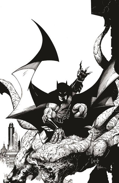 BATMAN BLACK AND WHITE #1 Collector's Pack Pre-order