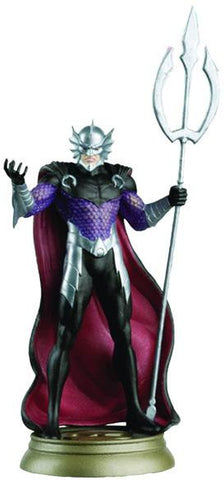 DC SUPERHERO CHESS FIGURE #54 OCEAN MASTER BLACK PAWN