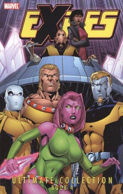 EXILES ULTIMATE COLLECTION TP BOOK 04
