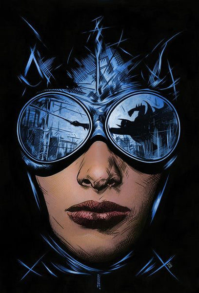 BATMAN CATWOMAN #3 Collector's Pack Pre-order