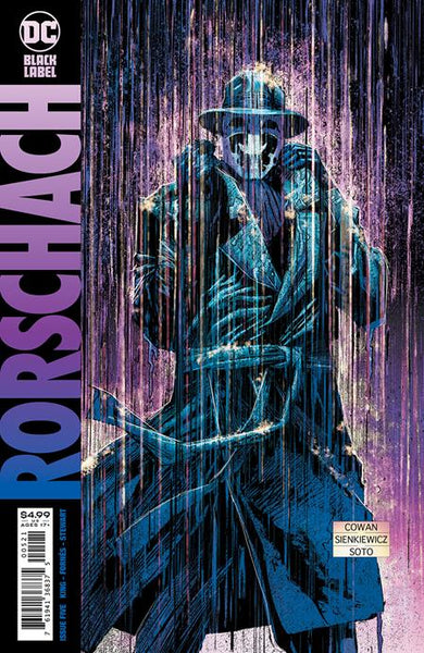 RORSCHACH #5 Collector's Pack Pre-order