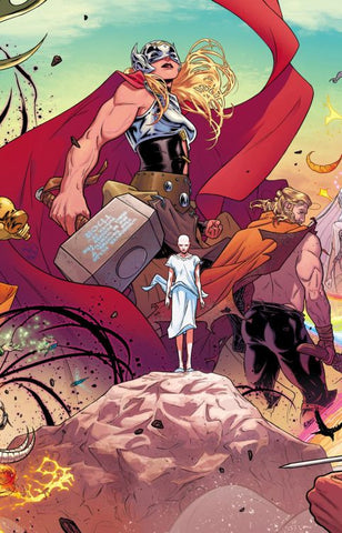 MIGHTY THOR #1 ANAD
