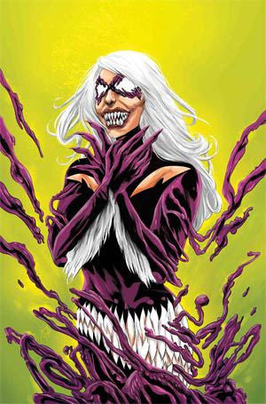 SPIDER-MAN #20 VENOMIZED BLACK CAT VAR