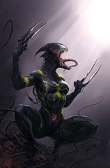ALL NEW WOLVERINE #18 MATTINA VENOMIZED VAR