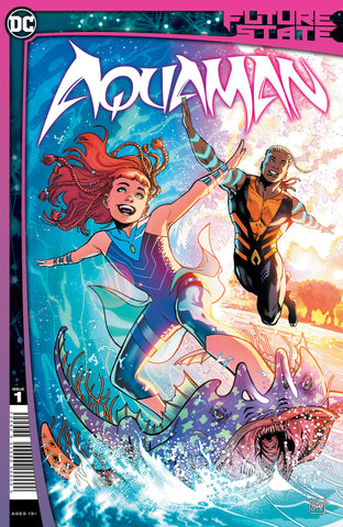 AQUAMAN #1 Collector's Pack Pre-order