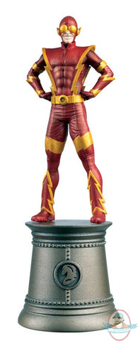 DC SUPERHERO CHESS FIGURE #80 JOHNNY QUICK WHITE KNIGHT