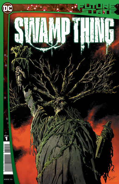 SWAMP THING #1 Collector's Pack Pre-order