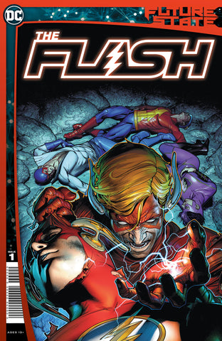 THE FLASH #1 Collector's Pack Pre-order
