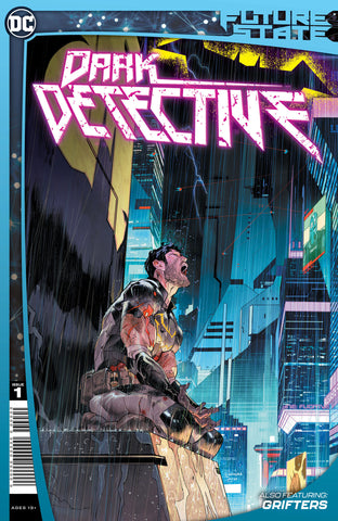 Dark Detective #1 Collector's Pack Pre-order