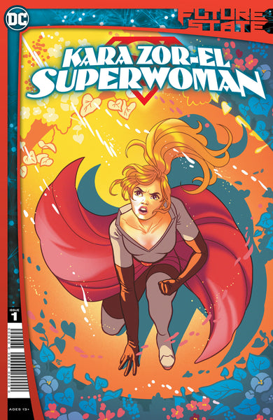 KARA ZOR-EL SUPERWOMAN #1 Collector's Pack Pre-order