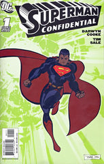 SUPERMAN CONFIDENTIAL (2007) #1 to 14