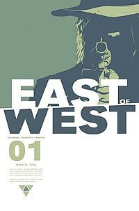 EAST OF WEST #1 2ND PRINT VARIANT