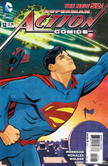 ACTION COMICS #12 Variant