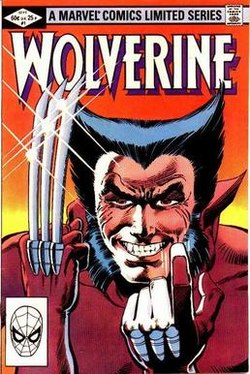 WOLVERINE #'s 1 to 4 COMPLETE SET 1982