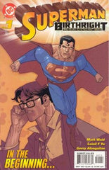SUPERMAN BIRTHRIGHT (2003) #1 to 12