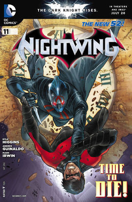 NIGHTWING (The New 52) #11