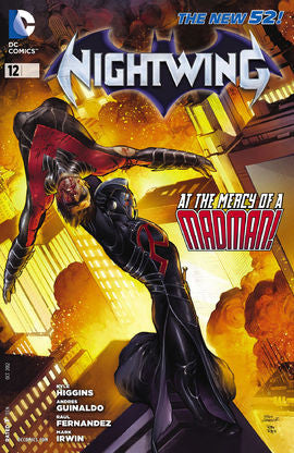 NIGHTWING (The New 52) #12