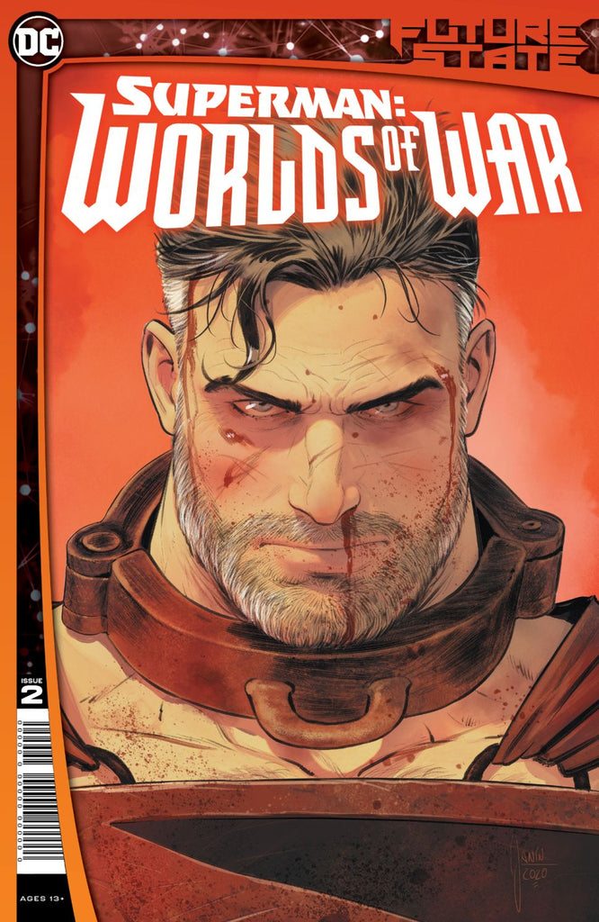 SUPERMAN WORLDS OF WAR #2 Collector's Pack Pre-order