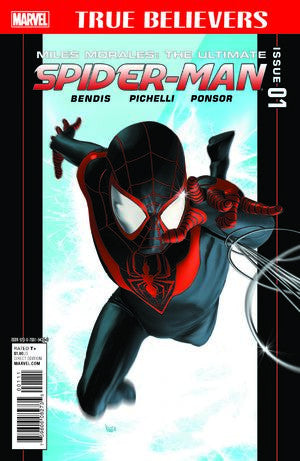 TRUE BELIEVERS MILES MORALES #1