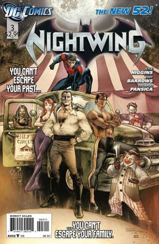 NIGHTWING (The New 52) #3